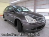 Used NISSAN BLUEBIRD SYLPHY Ref 204772