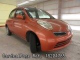 Used NISSAN MARCH Ref 204785
