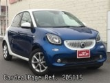 Used SMART SMART FORFOUR Ref 205115