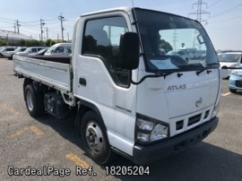NISSAN ATLAS AKR81A Big1