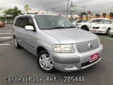 Usado TOYOTA SUCCEED WAGON Ref 205448