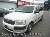 Usado TOYOTA SUCCEED VAN Ref 205559