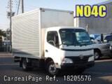 Used TOYOTA DYNA Ref 205576