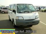 Used MAZDA BONGO VAN Ref 205742