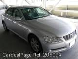 Used TOYOTA MARK X Ref 206094