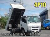 Usado MITSUBISHI CANTER Ref 206187