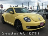 Used VOLKSWAGEN VW THE BEETLE Ref 207618