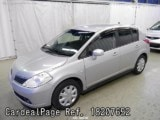 D'occasion NISSAN TIIDA Ref 207652