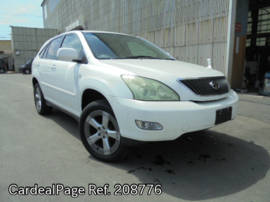 TOYOTA HARRIER MCU36W Big1