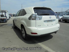 TOYOTA HARRIER MCU36W Big2