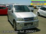 Used DAIHATSU TERIOS KID Ref 208907