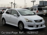 Used TOYOTA BLADE Ref 209167
