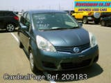 Used NISSAN NOTE Ref 209183