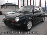 Used NISSAN BE-1 Ref 209513