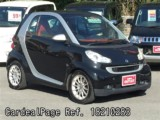 Used SMART SMART FORTWO Ref 210283