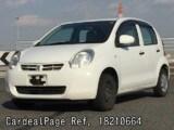 Used TOYOTA PASSO Ref 210664