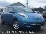 Used NISSAN LEAF Ref 211203