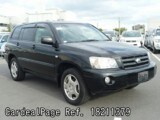 Used TOYOTA KLUGER Ref 211379