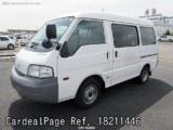 Used MAZDA BONGO VAN Ref 211446