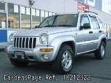 Used CHRYSLER CHRYSLER JEEP CHEROKEE Ref 212322