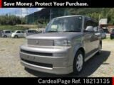 Used TOYOTA BB Ref 213135