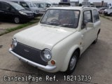 Used NISSAN PAO Ref 213739