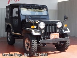 MITSUBISHI JEEP J55 Big1
