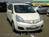 Used NISSAN NOTE Ref 214122