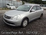 Used NISSAN BLUEBIRD SYLPHY Ref 214350