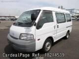 Used MAZDA BONGO VAN Ref 214539