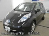 Used NISSAN LEAF Ref 214575