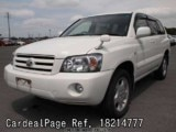 D'occasion TOYOTA KLUGER Ref 214777