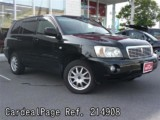 D'occasion TOYOTA KLUGER Ref 214908