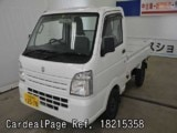 Used SUZUKI CARRY TRUCK Ref 215358