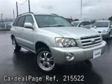 D'occasion TOYOTA KLUGER Ref 215522