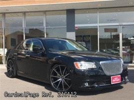 Chrysler Carros Usados >> 2013 Apr Usado Chrysler 300 Aba Lx36 Ref Nº 216112 Carros Usados
