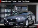 Used JAGUAR JAGUAR XF SERIES Ref 216608