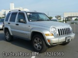 Used CHRYSLER CHRYSLER JEEP CHEROKEE Ref 216989