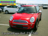 Used BMW BMW MINI Ref 217248
