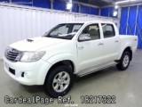 Used TOYOTA HILUX Ref 217322