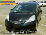 Used HONDA FIT Ref 217355