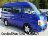 Used NISSAN CARAVAN BUS Ref 217377