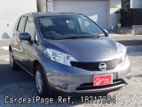 Used NISSAN NOTE Ref 217384