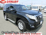 Used TOYOTA LAND CRUISER PRADO Ref 217412