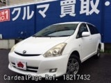 Used TOYOTA WISH Ref 217432