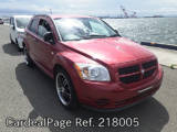 Used CHRYSLER CHRYSLER DODGE CALIBER Ref 218005