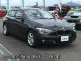 Used BMW BMW 1 SERIES Ref 218246