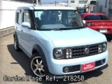 Used NISSAN CUBE Ref 218250