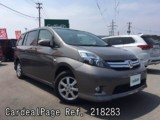 Used TOYOTA ISIS Ref 218283