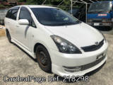 D'occasion TOYOTA WISH Ref 218298